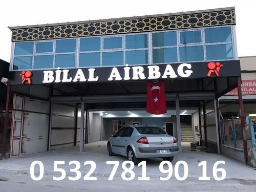 bilal airbag merkezi